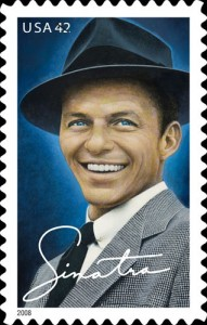 Frank Sinatra. Courtesy of Special Collections and University Archives, Rutgers University Libraries