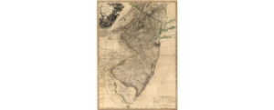 The Province of New Jersey, 1778. Courtesy of the Library of Congress, item 74692518.