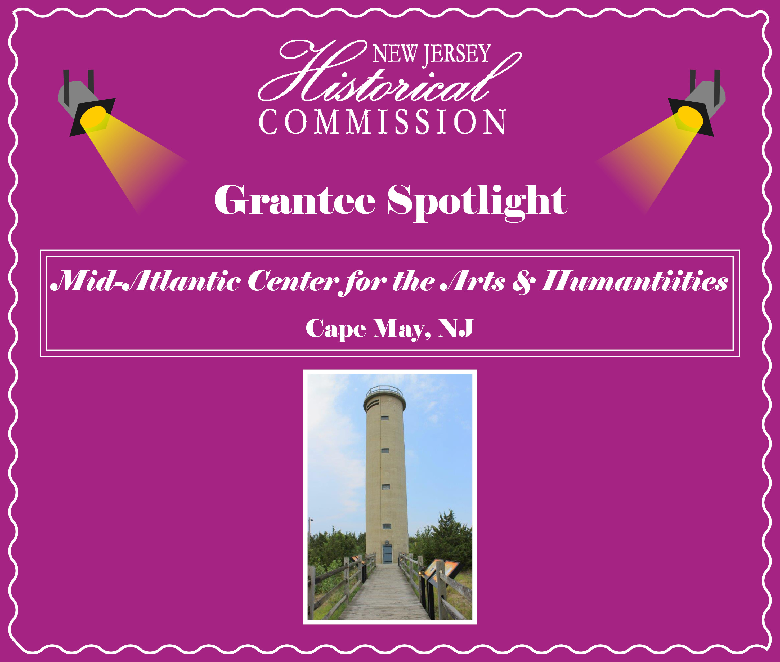 New Jersey Historical Commission (NJHC) Grantee Spotlight: The Mid-Atlantic Center for the Arts & Humanities