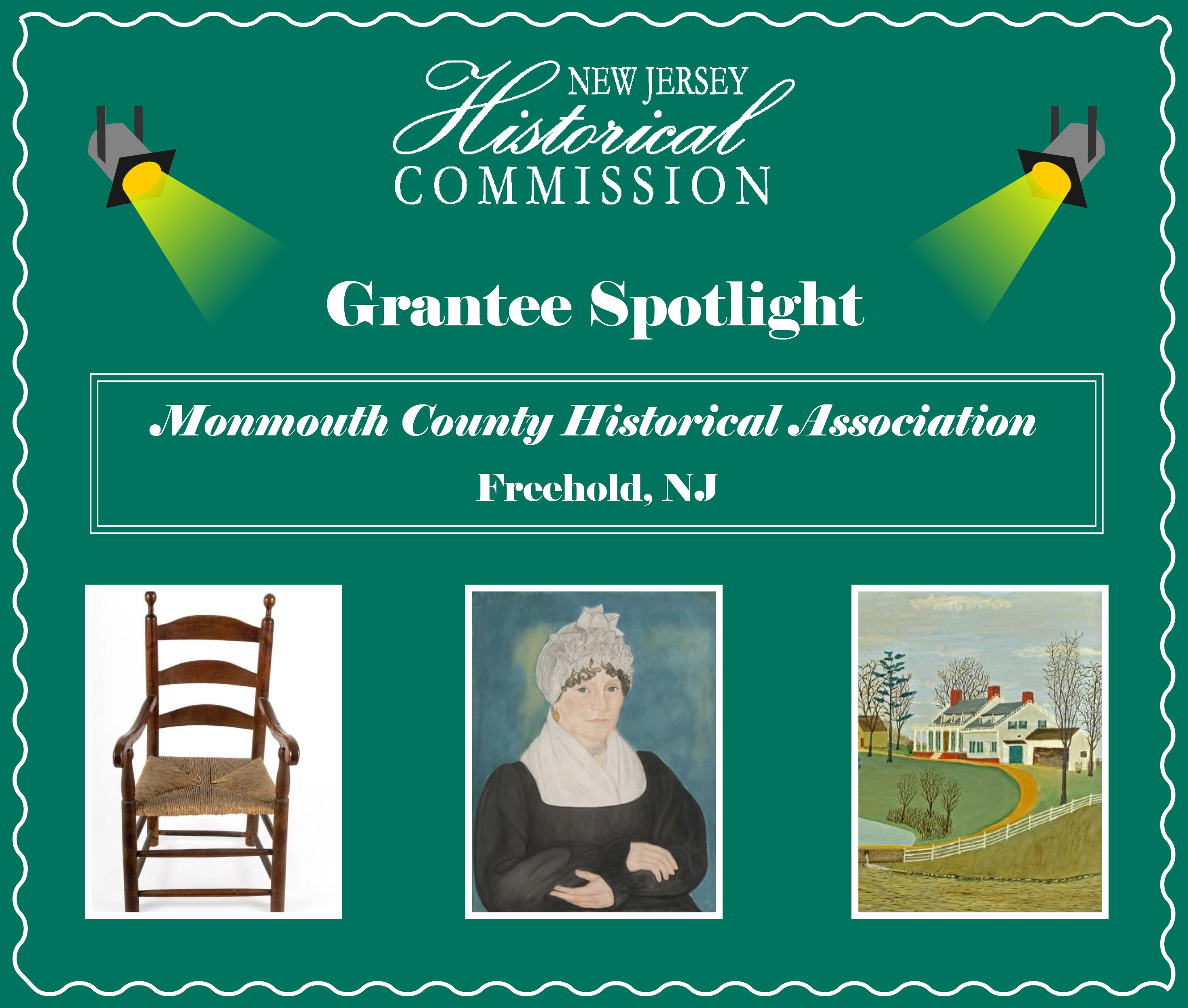 New Jersey Historical Commission (NJHC) Grantee Spotlight: Monmouth County Historical Association
