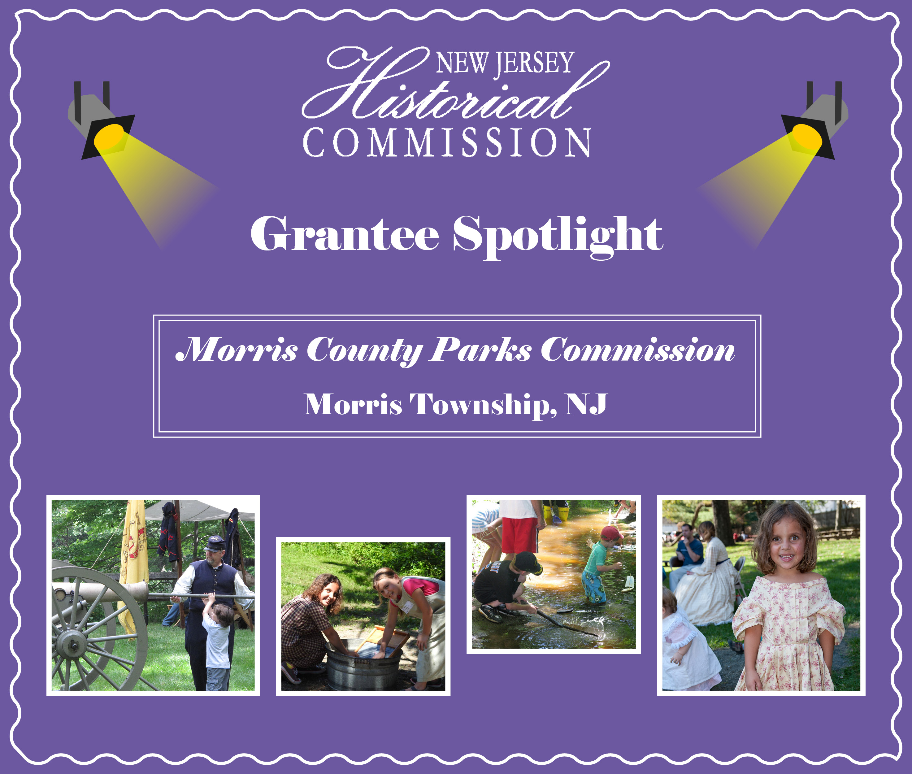 New Jersey Historical Commission (NJHC) Grantee Spotlight: Morris County Parks Commission