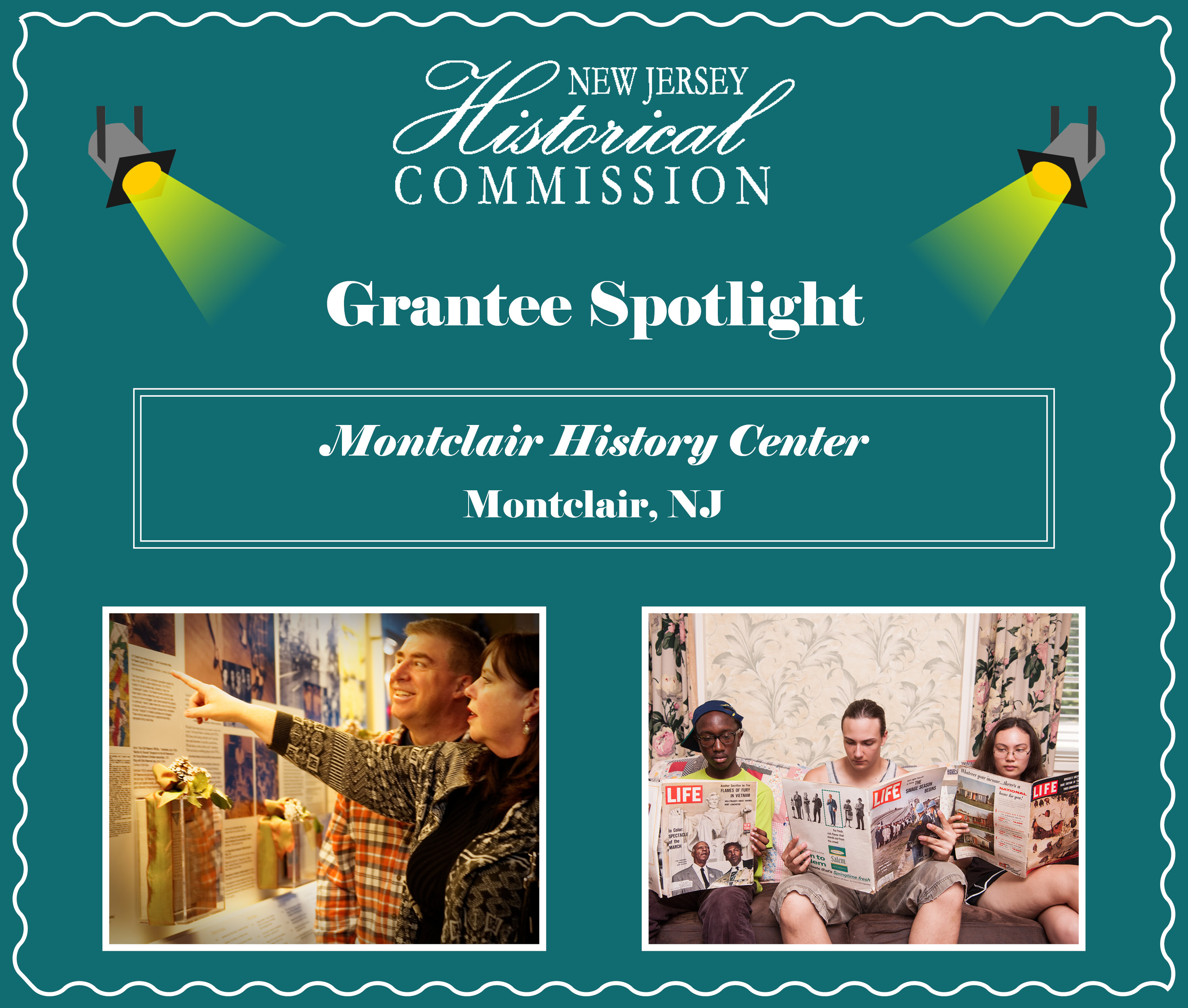 New Jersey Historical Commission (NJHC) Grantee Spotlight: Montclair History Center