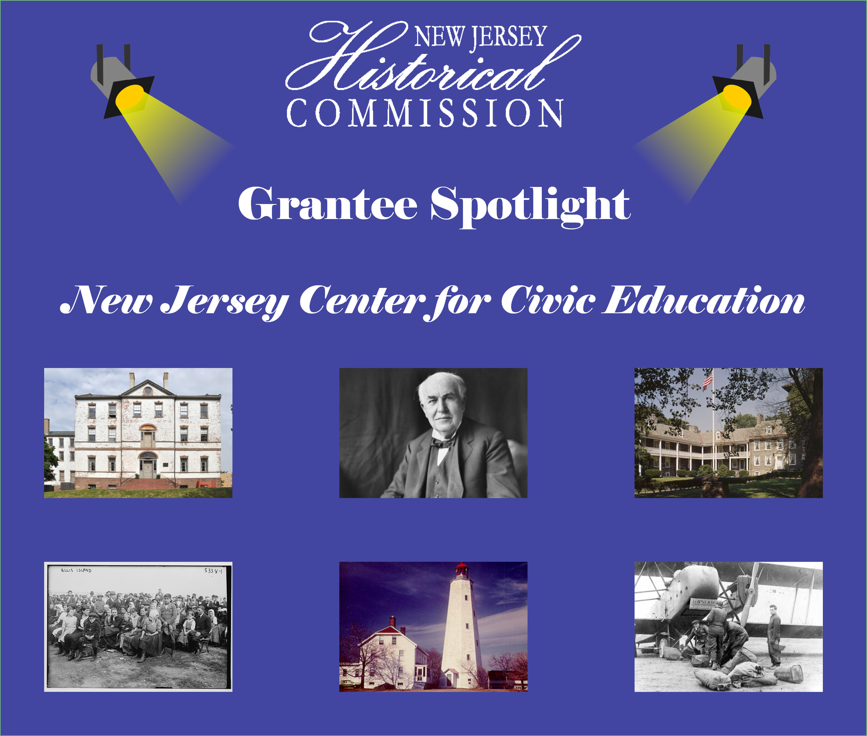 New Jersey Historical Commission (NJHC) Grantee Spotlight: New Jersey Center for Civic Education