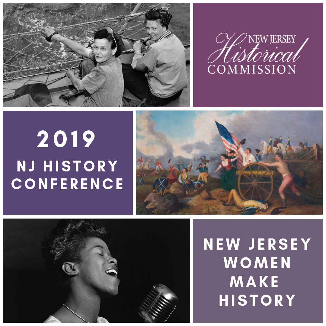 Register Today for the 2019 NJ History Conference!