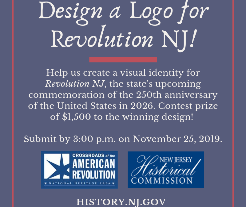 Design the Logo for NJ's Semiquincentennial!