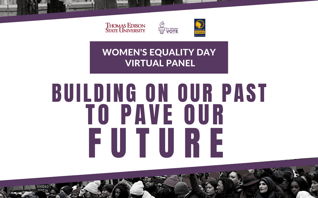 Virtual Women's Equality Day Panel